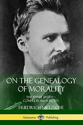 £10.99 • Buy On The Genealogy Of Morality: The Three Essays - Complet... By Samuel, Horace B.