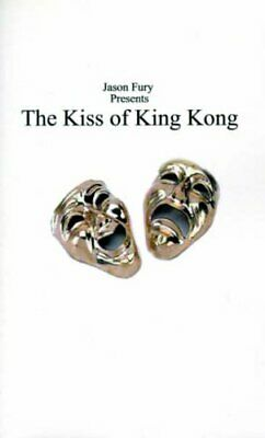 The Kiss Of King Kong By Fury, Jason Book The Cheap Fast Free Post New Book • 17.69£