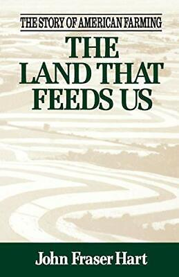£18.89 • Buy The Land That Feeds Us By Hart, John Fraser Book The Cheap Fast Free Post New