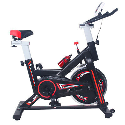 Home Gym Exercise Spin Sport Bike Fitness Cardio Indoor Aerobic Machine • 189£