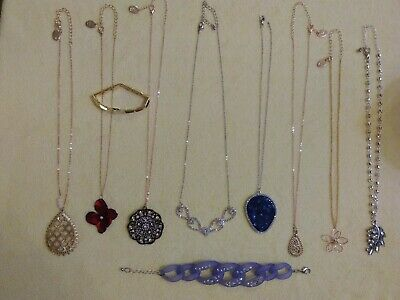 $ CDN11.30 • Buy Lovely Vintage To New Jewelry Lot Rhinestones Sets