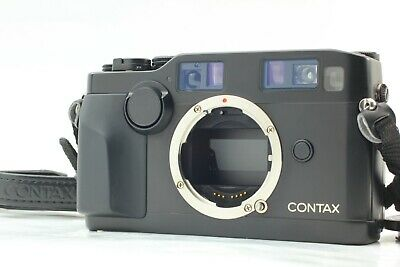$ CDN1749.71 • Buy [ EXC+5 ] Contax G2 Rangefinder 35mm Film Camera Body Black W/ Metal Cap Japan