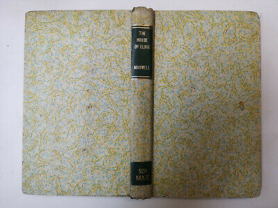 The House Of Elrig By Gavin Maxwell - Ex Library Hardback Book, 1st Edition • 7.99£