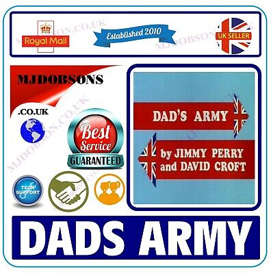 £4.49 • Buy DAD'S ARMY Old Time Radio Shows The Complete Collection MP3 CD