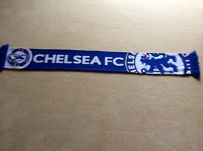 Chelsea Football Club Official Licensed Scarf • 4£