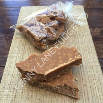 £8.50 • Buy Traditional Handmade Scottish Tablet (Gift Wrapped, Gluten Free)