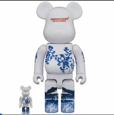 $368.69 • Buy Bearbrick Undercover 100 400 Medicom Toy Immediately