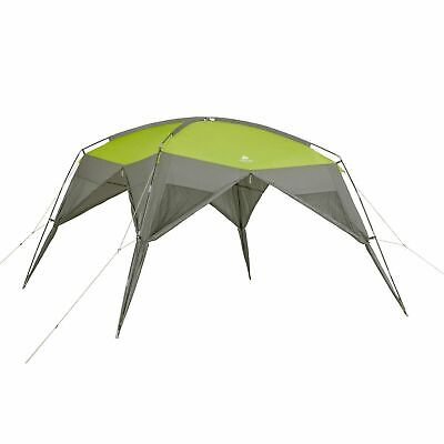 Ozark Trail Grey Screen House Outdoor Garden Fold Up Camping Tent Shelter Gazebo • 57.99£