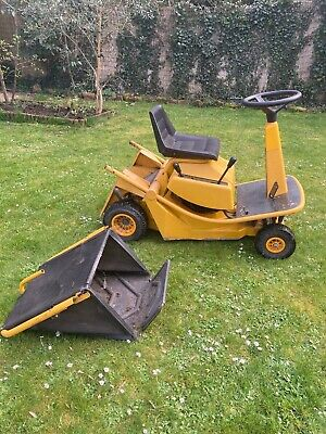 Used Ride-on Lawn Mower • 98£