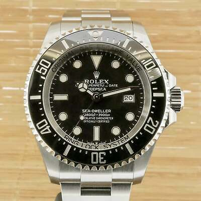$ CDN20616.88 • Buy Rolex Sea-Dweller Deepsea - Unworn With Stickers, Box And Papers From March 2021