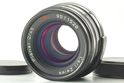 $ CDN1124.81 • Buy 【Top Mint】 Contax Carl Zeiss Planar 45mm F2 Lens Black For G1 G2 From JAPAN