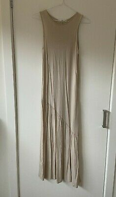 AU9.95 • Buy MNG Causal Beige Dress, Size S, Good Used Condition