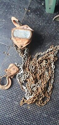 £60 • Buy Chain Block And Tackle