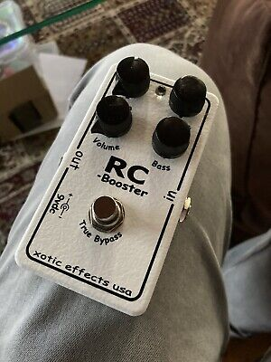 Xotic Effects RC Booster V1 • 65£