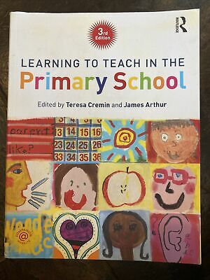 £10 • Buy Learning To Teach In The Primary School Book 3rd Edition