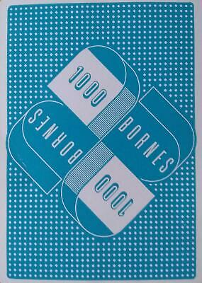 $1.39 • Buy 1962 Parker Brothers Mille Bornes French Card Game Replacement Pieces-You Choose