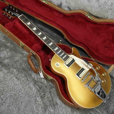 AU3013.45 • Buy Gibson Les Paul Classic Gold Top 2017 W/ Bigsby Electric Guitar, A1264