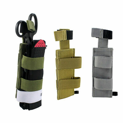 $ CDN8.26 • Buy Tactical Pouch Camping EDC Gear Holder Molle EMT Pouch For TQ Shear