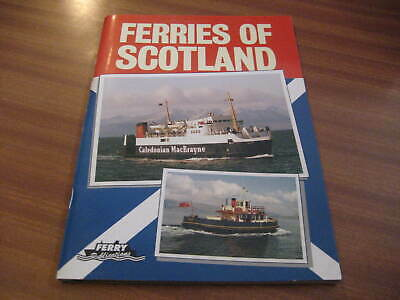 Ferries Of Scotland Ships Shipping Ferry • 4.99£