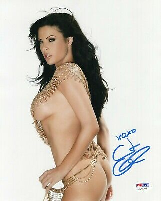 $ CDN18.80 • Buy Christa Campbell PSA / DNA Authentic Signed 8 X 10