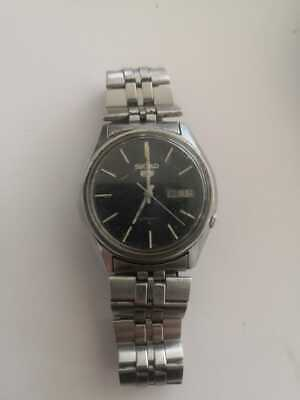 $ CDN79.35 • Buy Vintage Seiko 5 Watch Men's Automatic 17 Jewels Ref : 7009-4040A