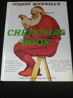 $ CDN21.82 • Buy Norman Rockwell's Christmas Book By Molly Rockwell , (1977, Hardcover