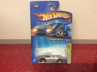 $4.81 • Buy 2005 Hot Wheels Ford Shelby GR-1 Concept