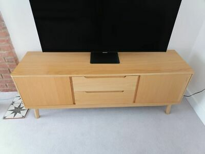 £350 • Buy John Lewis & Partners Bow TV Stand Sideboard For TVs Up To 70  - Oak