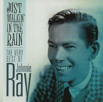 £5.49 • Buy Johnnie Ray - Just Walkin' In The Rain - The Very Best Of - New Cd!!