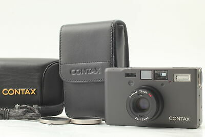 $ CDN3258.31 • Buy 【Top MINT】 Contax T3 D T3D Double Teeth Titanium Film Camera From JAPAN