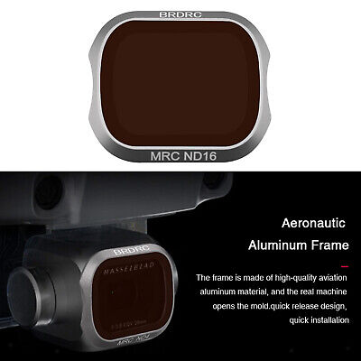 AU15.25 • Buy Filters Compatible With DJI MAVIC 2 Pro Drone Camera ND16