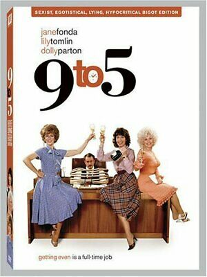AU14.02 • Buy Nine To Five 9 To 5 New DVD Special Ed Widescreen Sensormatic  Sexist Egotistic.