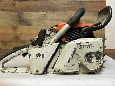 $170 • Buy STIHL 048 Chainsaw Chain Saw For Parts AV 042 044 MS440 PRO 036 MS361 Magnum