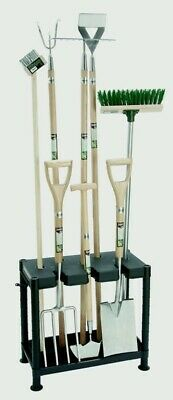 £19.99 • Buy Garland Garden Tool Tidy Free Standing Storage Rack Organiser Store For Shed Etc