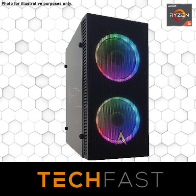 AU649 • Buy AMD Ryzen 5 3.6GHz Office Desktop PC
