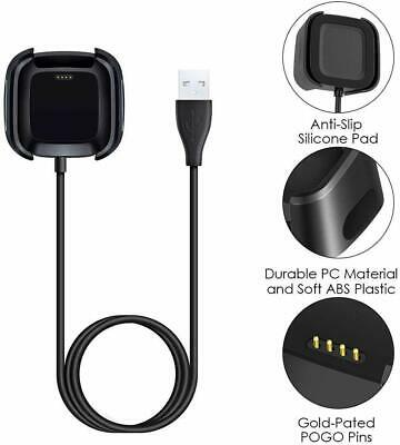 $ CDN5.95 • Buy For Fitbit Versa / Versa Lite USB Power Charger Charging Cable Dock Cradle
