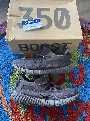 $ CDN275.70 • Buy Adidas Yeezy Boost 350 V2 Cinder Non-Reflective Size 9.5 FY2903 100% Authentic