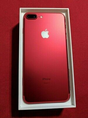AU121 • Buy Apple IPhone 7 Plus - 128GB - Product Red - (Unlocked) Limited Edition