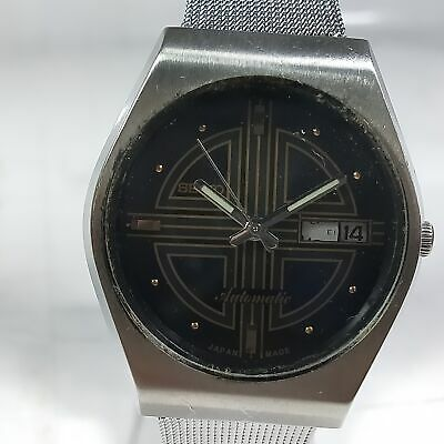 $ CDN23.80 • Buy Vintage Seiko 5 Mechanical Automatic Movement Day Date Dial Mens Watch A103