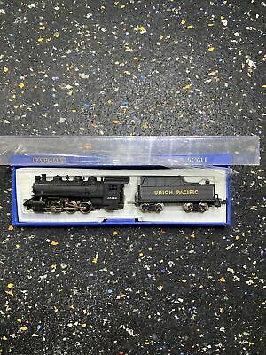 AU1.28 • Buy Bachmann N Scale #4802 USRA 0-6-0 A.T.&S.F Santa Fe Switcher Locomotive & U&P