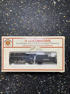 AU7.11 • Buy Bachmann N Scale #50564 USRA 0-6-0 Railroad Switcher Locomotive & Tender