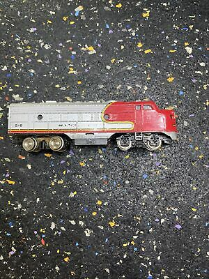 AU1.28 • Buy Vintage N-Scale Bachmann SANTA FE  Diesel Engine #215 Locomotive Train
