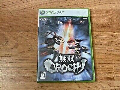 AU44.75 • Buy Musou Orochi XBOX 360 NTSC-J Japan Import