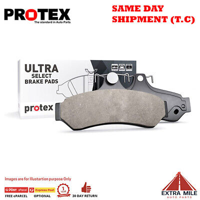 AU200 • Buy Ultra Select Brake Pad Front For FORD F250 7.3L 1994-1997