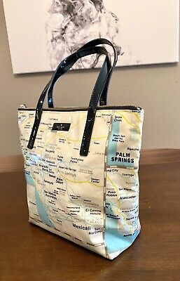 $ CDN136.92 • Buy KATE SPADE Off The Map Jeraiyn Tote Handbag From The Daycation Collection.