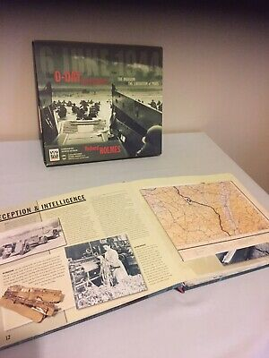 £6.95 • Buy The   D-DAY Experience-Book And CD With Removable Documents-Memorabilia-War-Rare