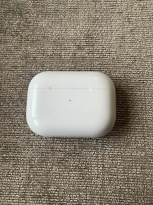 AU89.32 • Buy Genuine Apple Airpods Pros Wireless CHARGING CASE ONLY