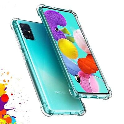 $ CDN6.43 • Buy Case For Samsung Galaxy S10 Plus S20 FE S21 Ultra, Silicone Gel Shockproof Cover