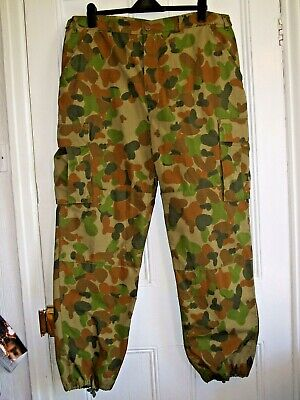 $39.55 • Buy AUSCAM M65 Style Combat Trousers, 100% Cotton Ripstop, Large 40/32