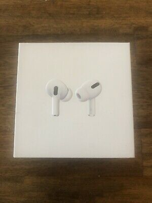 AU180.96 • Buy Genuine Apple AirPods Pro Earbuds And Charging Case